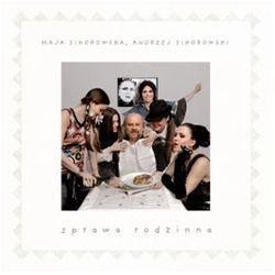 Sprawa rodzinna (CD) - Maja Sikorowska, Andrzej Sikorowski z kategorii Poezja śpiewana