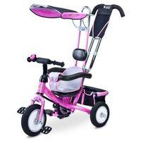 rowerek 3-kołowy derby pink toyz-0312 marki Caretero