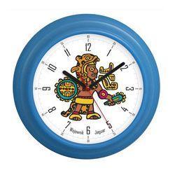 Zegar ścienny plastikowy wojownik marki Atrix