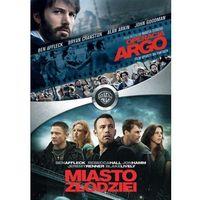 Galapagos Affleck 2 pack: operacja argo/miasto złodziei (2 dvd) argo/the town