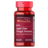 Tabletki Puritan's Pride Apple Cider Vinegar Formula (Ocet jabłkowy) 90 tabl.