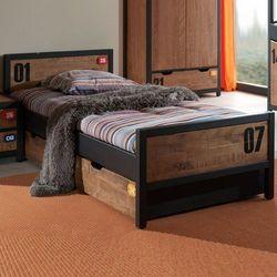 Łóżko dla dzieci alex - sosna marki Vipack