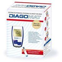 Diagnosis Glukometr diagomat zestaw