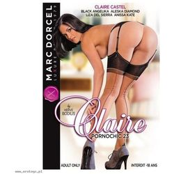 DVD Marc Dorcel - Claire Pornochic 23 z kategorii Filmy erotyczne