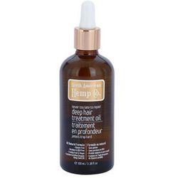 repair kuracja regeneracyjna do włosów suchych i zniszczonych (all natural formula) 100 ml marki North american hemp co.