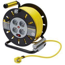 Przedłużacz bębnowy Diall 2 x 16 A 3 x 1,5 mm 50 m