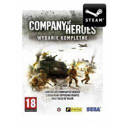 Company of Heroes Wydanie Kompletne PL - Klucz, kup u jednego z partnerów
