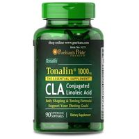 Puritan's Pride CLA Tonalin 1000mg - 90soft gels