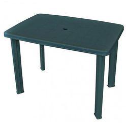 Elior Praktyczny stół ogrodowy imelda - zielony