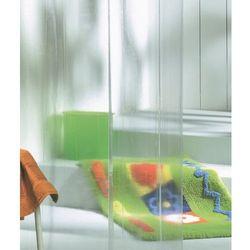 Zasłona prysznicowa vinylowa Clear (8711131210672)