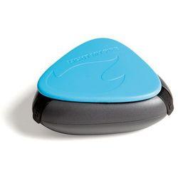 Wodoodporny, pływający pojemnik na przyprawy salt&pepper plus cyan/blue wyprodukowany przez Light my fire