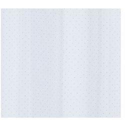 Zasłonа DIAMANTE, biała, 180 x 200 cm