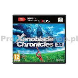 Xenoblade Chronicles 3D (N3DS) - produkt z kategorii- Gry Nintendo 3DS