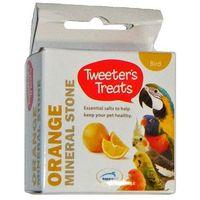 Minerały dla ptaków tweeter's treat o smaku pomarańczy marki Hp birds