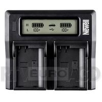 Newell  ładowarka lcd dual charger do lp-e6 - produkt w magazynie - szybka wysyłka!