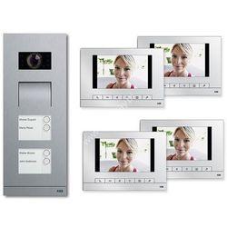 ABB Zestaw wideodomofonowy (83122/4-660-500) 83122/4-660-500 - Rabaty za ilości. Szybka wysyłka. Profesjonalna pomoc techniczna.