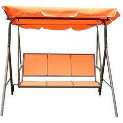 Rojaplast huśtawka COMFORT, pomarańczowa (8595226703184)