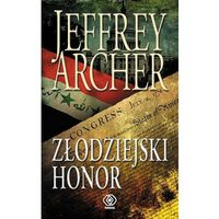 Złodziejski honor - Jeffrey Archer, Jeffrey Archer