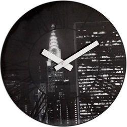 Nextime - zegar ścienny - the city