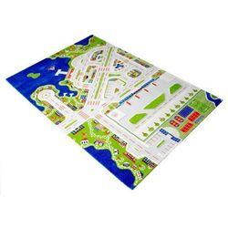 Ivi Dywan miasto portowe 3d 150 x 220 cm