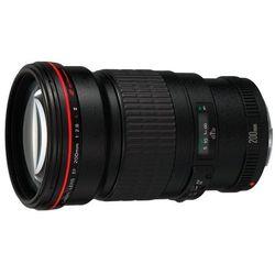 200 mm f/2.8l ef ii usm - cashback 430 zł przy zakupie z aparatem! wyprodukowany przez Canon
