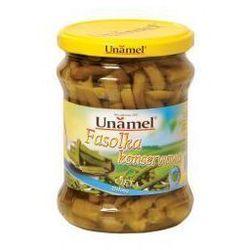 Fasolka konserwowa zielona 440 g Unamel (5902468100146)