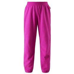 Spodnie Reima Polarowe ARGELIUS różowe z kategorii Pozostała moda i styl