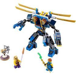 Ninjago ELECTROMECH 70754 marki Lego - klocki dla dzieci