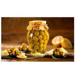Oliwki Manzanilla nadziewane cytryną 300g