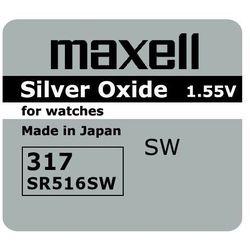 Bateria srebrowa mini  317 / sr 516 sw od producenta Maxell
