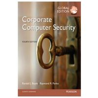Corporate Computer Security, Global Edition, oprawa miękka