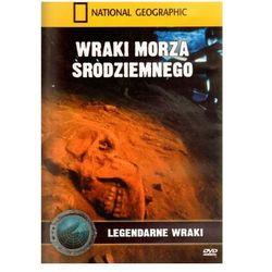 Wraki morza śródziemnego. legendarne wraki, marki National geographic