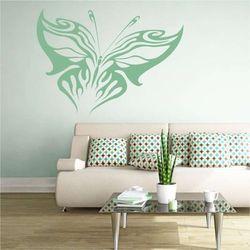 Szablon do malowania płomienny motyl 2352 marki Wally - piękno dekoracji