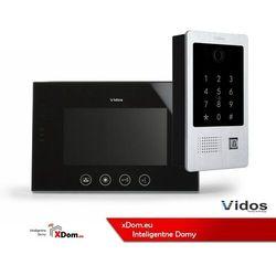 Zestaw wideodomofonu z szyfratorem i czytnikiem kart rfid s20da_m670bs2 marki Vidos