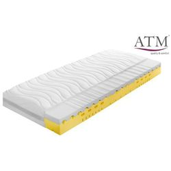 ATM CAPRI - materac termoelastyczny, piankowy, Rozmiar - 160x200, Twardość - średni WYPRZEDAŻ, WYSYŁKA GRATIS