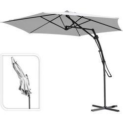 Parasol przeciwsłoneczny Hanging biały - produkt z kategorii- Pozostałe poza domem
