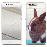 Foto Case - Huawei P10 Plus - etui na telefon Foto Case - brązowy królik, ETHW506FOTOFT009000