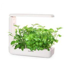 growlt cuisine smart indoor garden 10 roślin 25w led 2 litry marki Klarstein