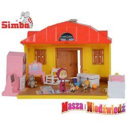 SIMBA Masza Domek Maszy (4006592916336)