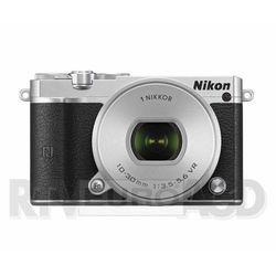 Nikon 1 J5 + 10-30 mm (srebrny) - produkt w magazynie - szybka wysyłka!, kup u jednego z partnerów