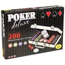 Tactic Poker deluxe 200 chips (8590228090799)