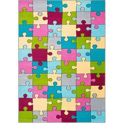 Dywan Agnella Funky Top Super Puzzle Miód 240x330