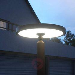 Lampenwelt.com Akito, nowoczesna latarnia ogrodowa led