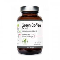 Kapsułki Zielona kawa (ekstrakt) Green Coffee Extract (60 kapsułek)