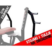 Stojaki PS4 (para) do ławek na obciążęnie fi 50 mm Kelton GYM EQUIPMENT