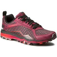 Trekkingi MERRELL - All Out Crush Tough Mudder J37404 Beet Red