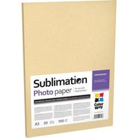 ARSEJ Papier do sublimacji ColorWay A3 50 arkuszy