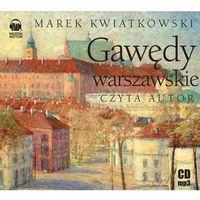 Gawędy warszawskie. Książka audio CD MP3 - Marek Kwiatkowski, oprawa kartonowa