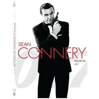 Kolekcja 007. Sean Connery, część 1 (DVD) - Różni (5903570157509)