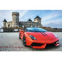 Jazda za kierownicą Lamborghini Gallardo Cabrio – Tor Poznań